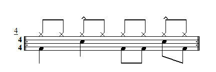 Basic Groove exercise 4