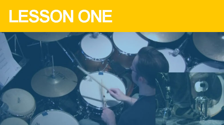 basic drum lessons for beginners pdf