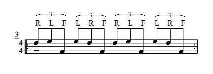 Lesson 3 - 6th notes alternating