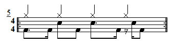 R n B Grooves Exercise 5