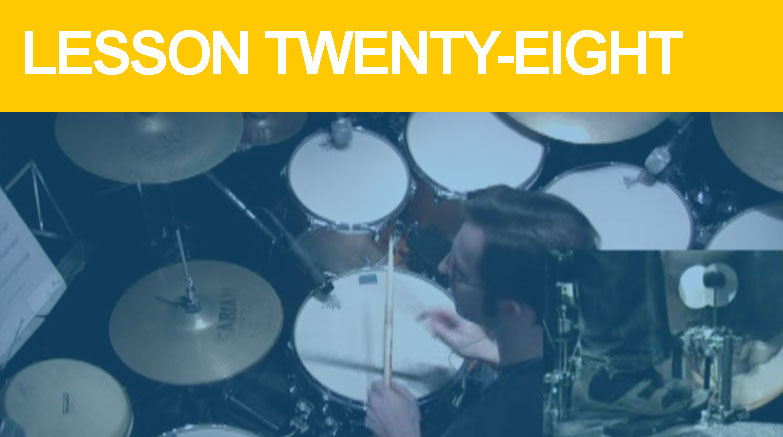Intermediate Drum Lesson Twenty-Eight - How to Play Trip Hop Beats